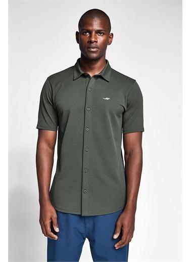 Lescon Gömlek Yeşil